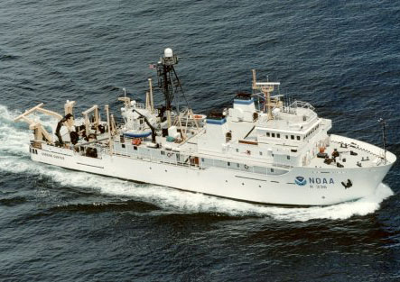 R/V Gordon Gunter